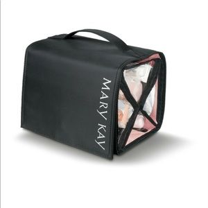 NEW Mary Kay Travel Roll Up Bag in Black